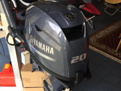 Yamaha F 20 BEHL Outboard