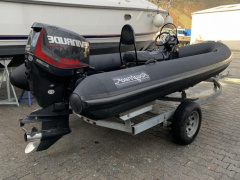 Roughneck 555 Sportboot