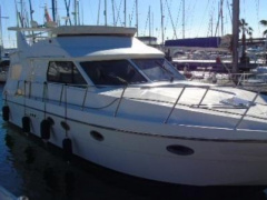 Doqueve 410 FLY Flybridge