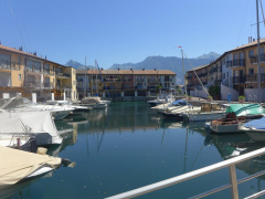 Marina Port Bouveret Ponton