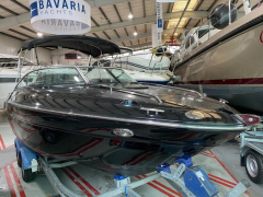 Sea Ray 210 SSE Black Beauty Kajütboot
