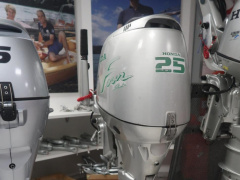 Honda BF25 4-Start Pinne Outboard