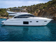 Princess 52 Fly Yacht a Motore