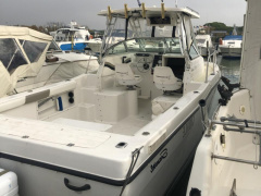 Seaswirl striper 2600 Fischerboot
