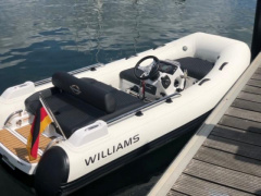 Williams Sport Jet 345 Beiboot / Dinghi