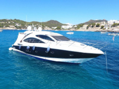 Sunseeker Predator 52 incl. Williams & hydr. Badep hardtop