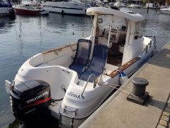 Quicksilver 630 Pilothouse Fischerboot