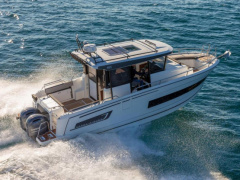 Jeanneau Merry Fisher 895 Marlin Offshore Pilothouse
