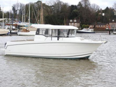 Jeanneau MERRY FISHER 855 MARLIN Pilothouse