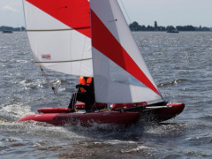 Grabner Happy Cat Ultralight Catamarano