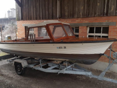 Sigrist 600 Fishing Boat