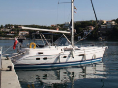 Hunter Boats Legend Passage 420 Pozzetto centrale