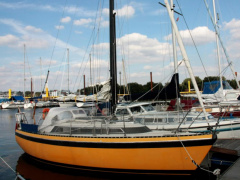Friendship 28 Sailing Yacht