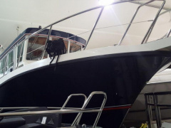 Nord Star 31 Patrol Pilothouse