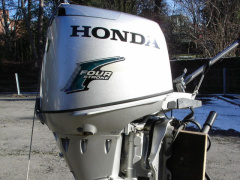 Honda BF30D4 Outboard