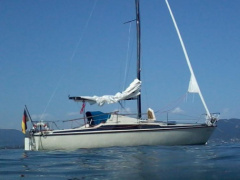 Pelle Peterson Maxi 77 Keelboat