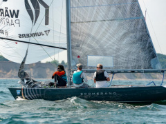 5,5 intern. 5.5- R- Yacht Evolution Keelboat
