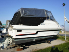 Draco 30 Fly Flybridge