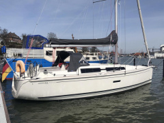 Dufour 335 Grand Large Segelyacht