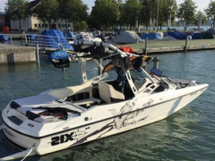 "Axis A22 by Malibu Vandall Edition ""Limited E Wakeboard/Wakesurf"