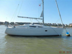 Elan 344 Impression Tryphena May Segelyacht