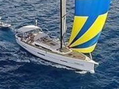 Dufour 560 Grand Large Segelyacht