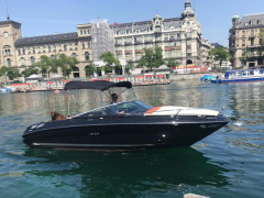 Sea Ray 210 SSE Black Beauty Urheiluvene