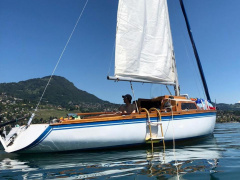 Luthi Flying Forty 8,50 x 2.10 Day Sailer