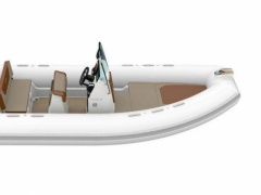 Zodiac MEDLINE 580 NEO WEIß Gommone a scafo rigido