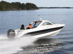 Flipper 630 HT Fishing Boat