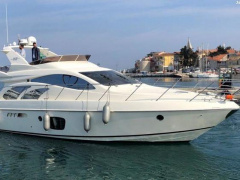 Azimut 55 EVOLUTION - BJ. 2005 Flybridge