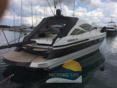 Pershing 43' Center Console Boat
