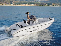 Ranieri International Voyager 18S Pontoon Boat
