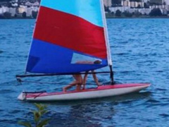 Topper Intern. Topper Topper Sailing dinghy