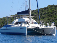 Fountaine Pajot Antigua 37+ Maestro Cruising yacht