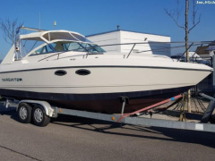 Stingray 719 ZPX TOP Sportboot