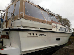 Cytra 31 Courier Yacht a Motore