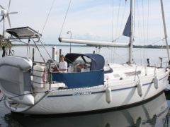 Gib Sea 334 Cruising dinghy