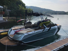 Nautique G23 I 5x SURF I 7x WAKEBOAT OF THE YEAR Wakeboard/Wakesurf