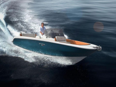 Invictus FX 240 Center console boat