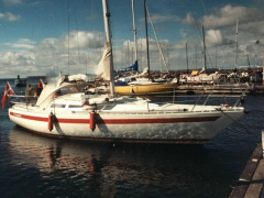 Contrast 33 Sailing Yacht