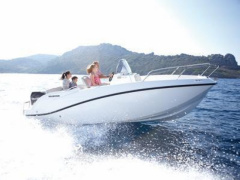Quicksilver ACTIV 555 OPEN Center Console Boat