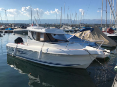 Quicksilver 650 Camping Pilothouse Kajütboot