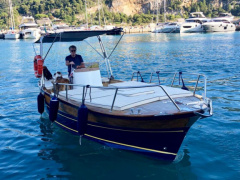 Cantieri Navali del Golfo Southerly 650 Sport Barca a console centrale