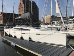 Dehler 38 Competition Sailing Yacht
