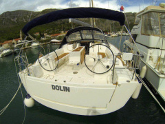 DUFOUR 410 GRAND LARGE Sailing Yacht