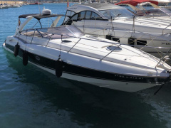 Sunseeker Superhawk 34 Launch