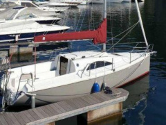 Yacht Hornet Saturn 25 Keelboat