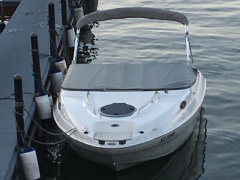 Stingray 208cr Sport Boat