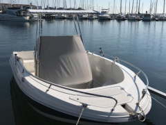 Atlantic Marine 530 OPEN Deckboot